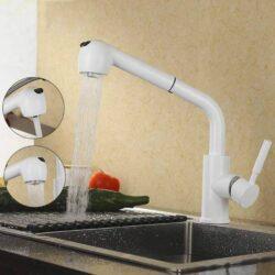 grifo de cocina con ducha