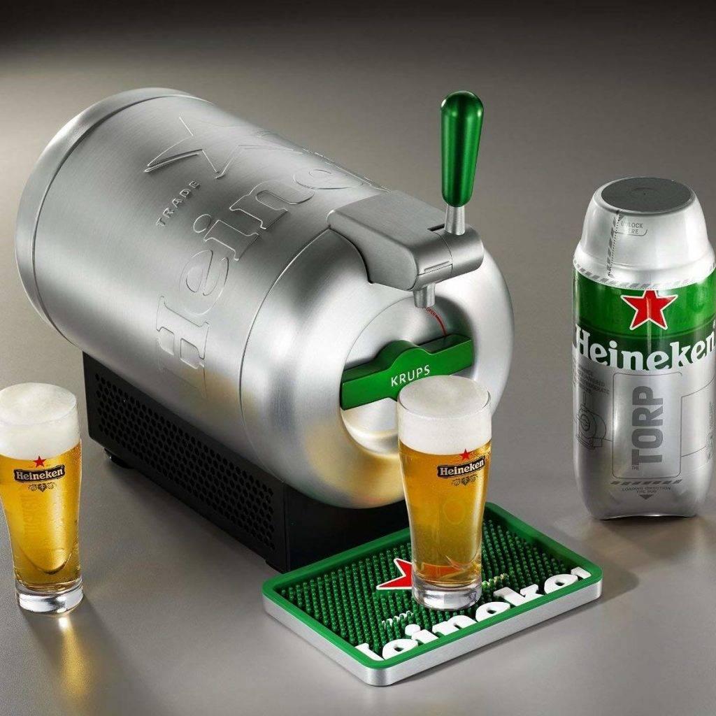 grifo para barril de cerveza