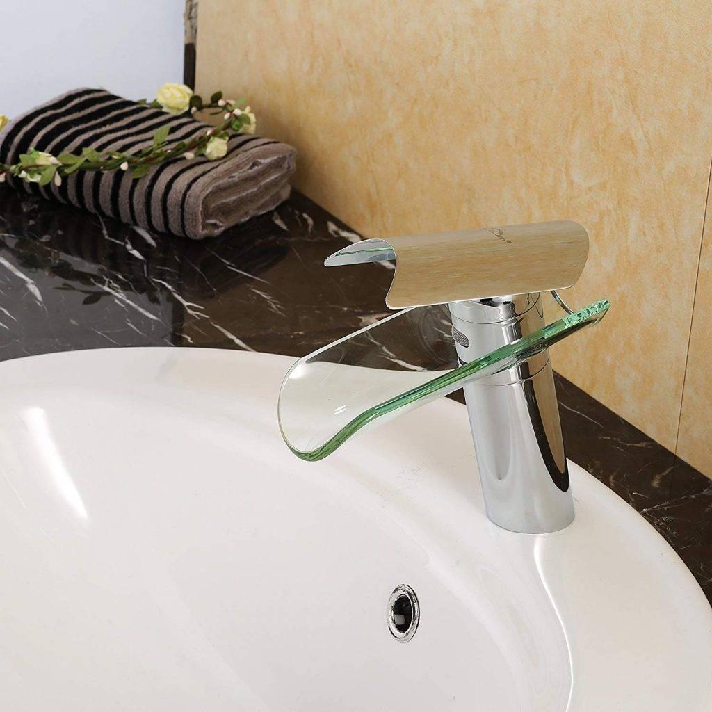 grifo lavabo cascada