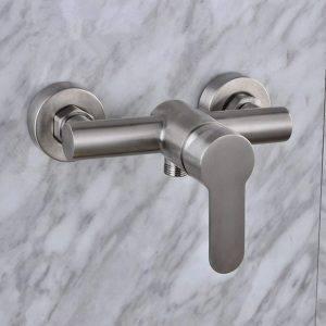 grifo de ducha moderno