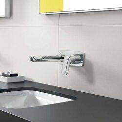 grifo de lavabo empotrado