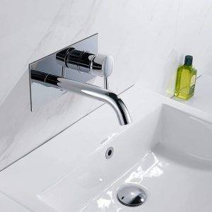 grifo de pared para lavabo