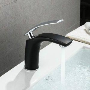 grifo moderno para baño