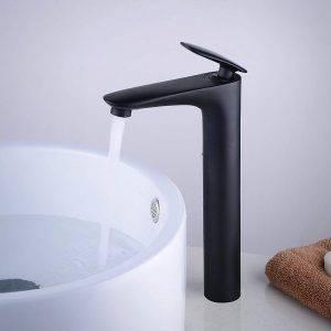 Grifo de baño Alto