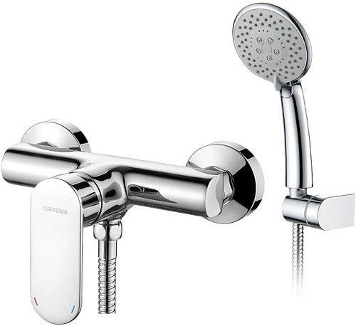 Grifo ducha de diseño