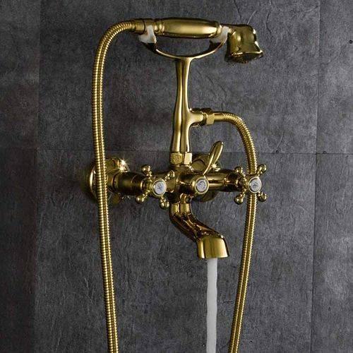 grifo dorado bañera