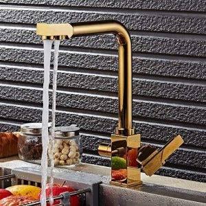 grifo dorado cocina