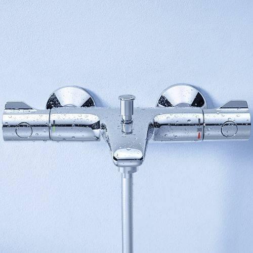 Grifo termostatico Grohe bañera