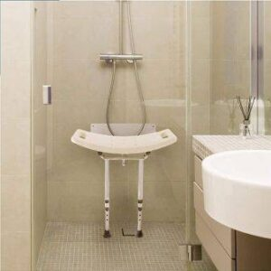 asiento ducha abatible