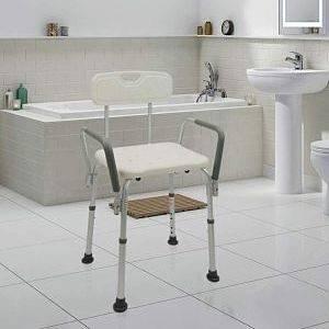 silla de bañera o ducha